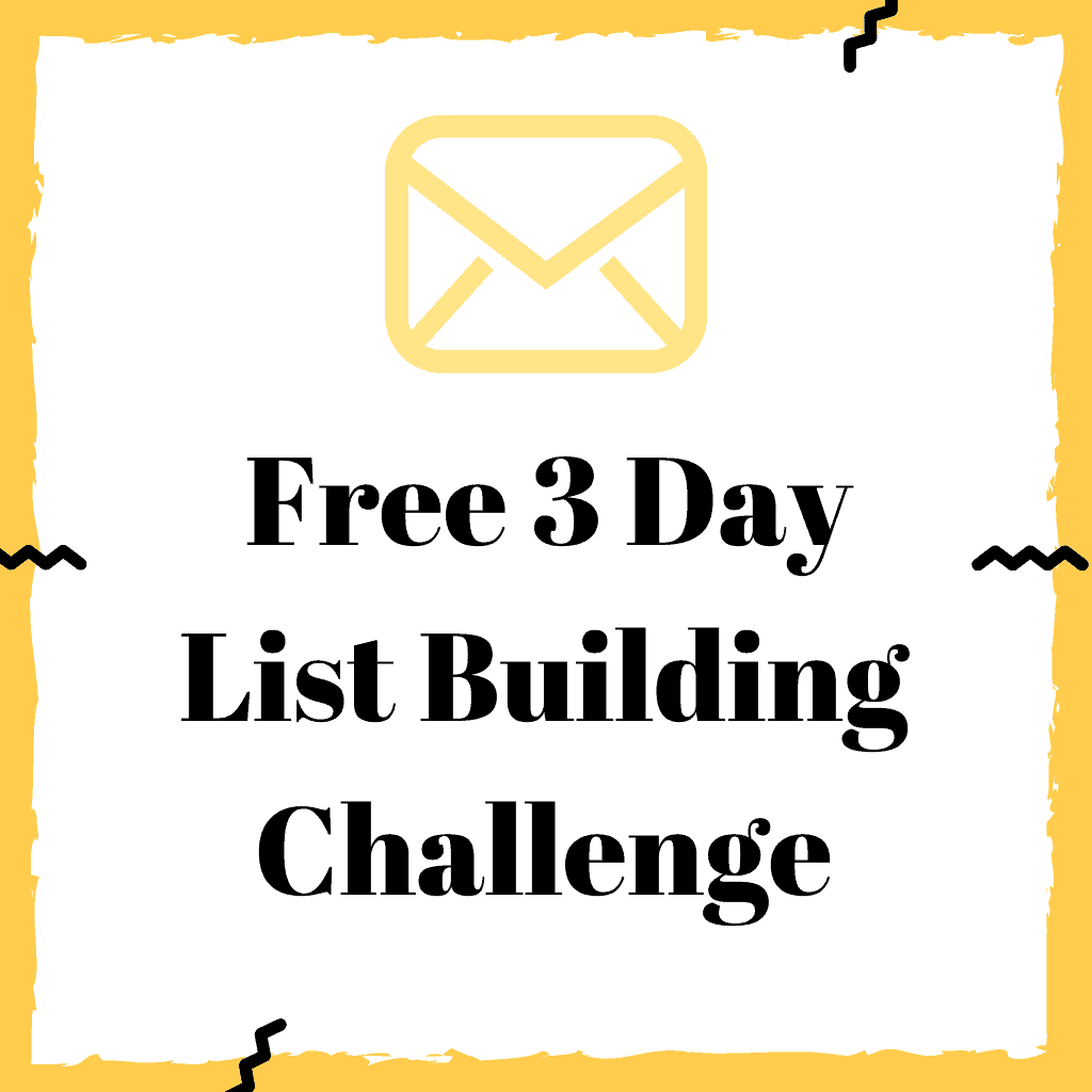 Free List Building Challenge