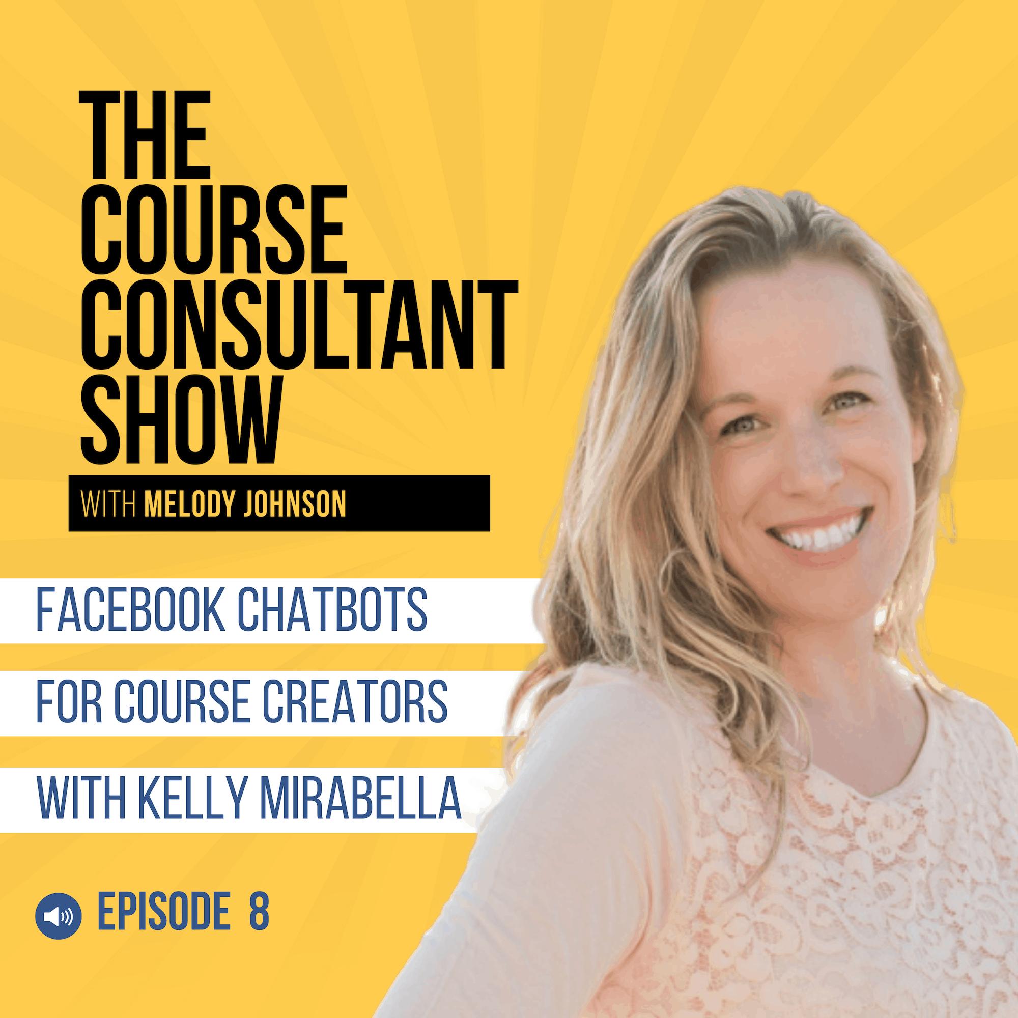 Facebook chatbots for course creators