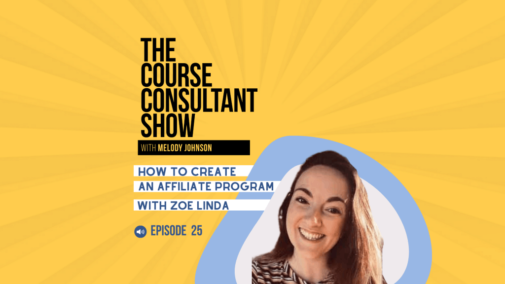 Zoe Linda Affiliate Program Toolkit
