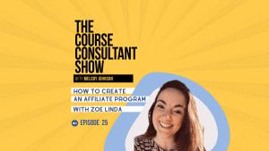 Zoe Linda Affiliate Program Toolkit
