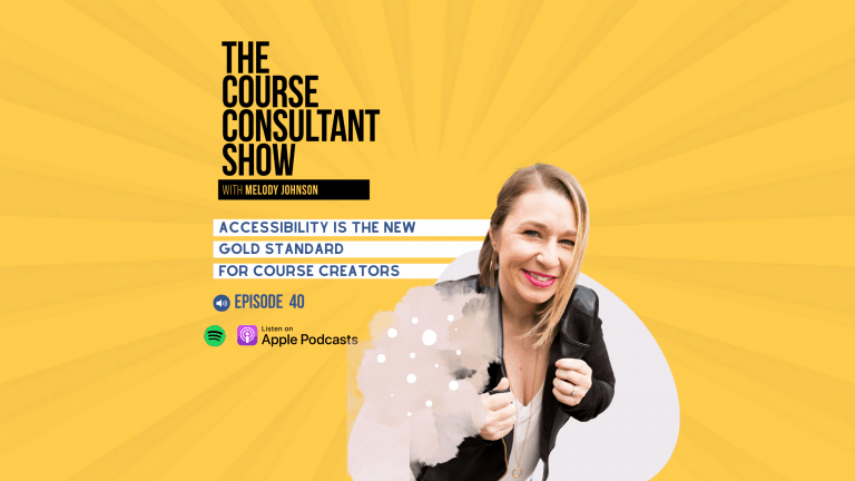 Online Accessibility Online Training
